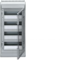Image Coffret étanche vector ip55 4 rangées 48 modules h 677mm l 310mm