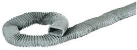 Image Tr 100/40 alu - conduit rect equiv d80 alu