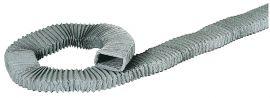 Image Tr 140/60 alu - conduit rect equiv d125 alu