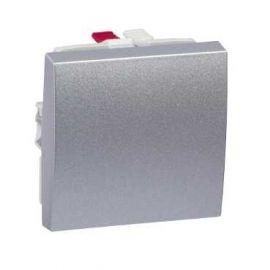 Image Altira - interrupteur va-et-vient - aluminium