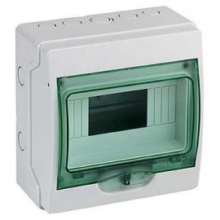 Image Kaedra - mini coffret pour appareillage modulaire - 80 x 150 mm - 3 modules