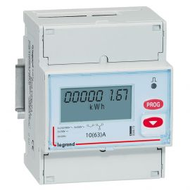 Image Compteur d'energie tri direct 63a 230v 50/60hz