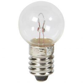 Image Lampe e10 6v 0,9a 5,5w
