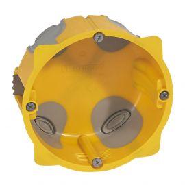 Image Boite appareillage 1 poste diam 85 prof 40mm