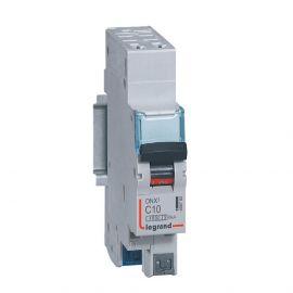 Image Dnx3 disjoncteur 1p+ng c10 4500a/6ka auto