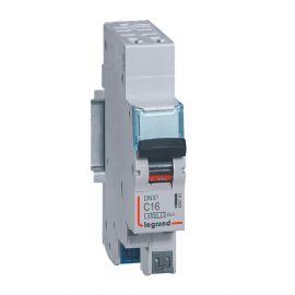 Image Dnx3 disjoncteur 1p+ng c16 4500a/6ka auto