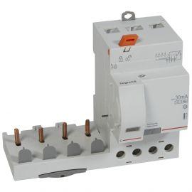 Image Dx3 bloc differentiel 4p 63a hpi 30ma