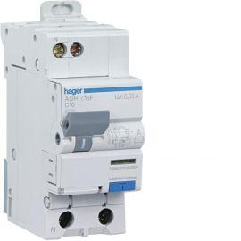 Image Disjoncteur différentiel 1p+n 3ka c-20a 30ma type haute immunité