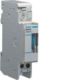 Image Interrupteur horaire électromécanique compact 1 voie sur 24 heures sans réserve