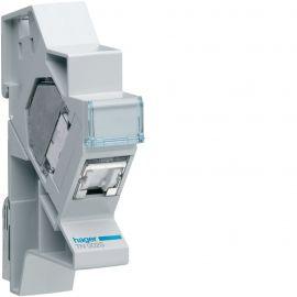 Image Connecteur rj45 catégorie 6 pour grade 3 + support modulaire