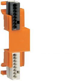 Image Répartiteur téléphonique 8 points de connexion