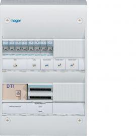 Image Coffret vdi semi-équipé 2 rangées-26 modules, grade 1
