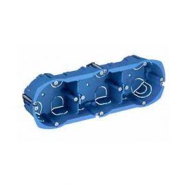 Image Multifix - boîte - 3 postes - entraxe 71mm - ø67mm - p40mm