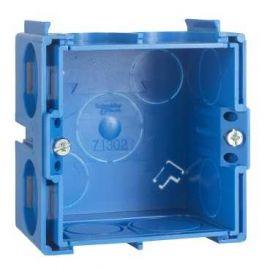 Image Modulo - boîte carrée - 1 poste - p50mm