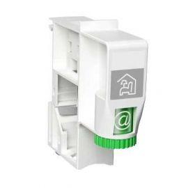 Image Lexcom home accessoire 1 fix rj45 vide pour connecteur rj45 s-one