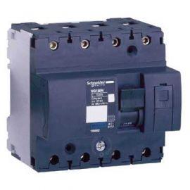 Image Multi 9 ng125l - disjoncteur modulaire - 4p - 63a - courbe d
