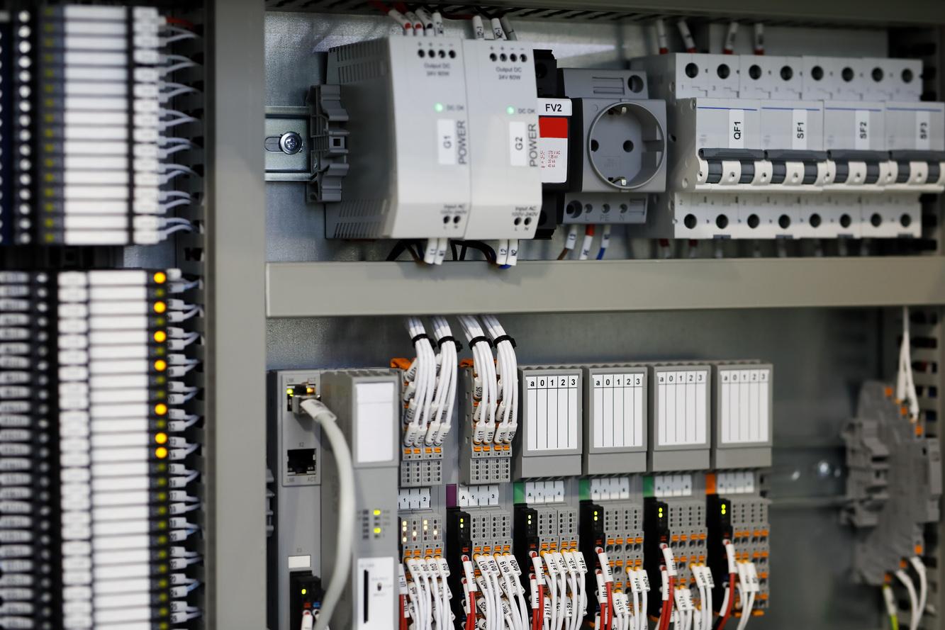 image tableau electrique